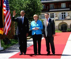 GERMANY G7 SUMMIT