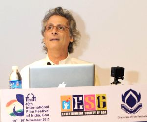 Mark Mangini at IFFI-2015
