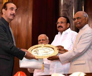 Outstanding Parliamentarian Awards - Ghulam Nabi Azad