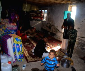 IRAQ ERBIL DISPLACED
