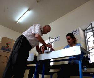 IRAQ ERBIL KURDS VOTE