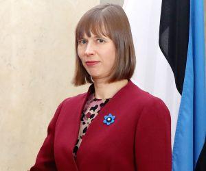 File Photo: Kersti Kaljulaid