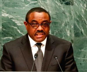 File Photo: Hailemariam Desalegn