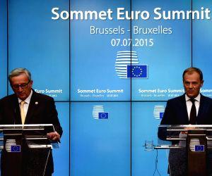 BELGIUM BRUSSELS EUROZONE SUMMIT GREECE