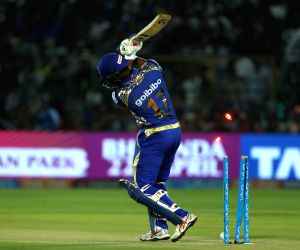 IPL 2018 - Match 21 - Mumbai Indians Vs Rajasthan Royals