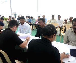 DGR Ex-Servicemen Employment Seminar - Subhash Ramrao Bhamre