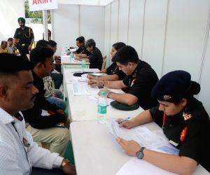 DGR Ex-Servicemen Employment Seminar