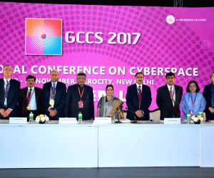 Global Conference on Cyber Space  - Sushma Swaraj, Ravi Shankar Prasad