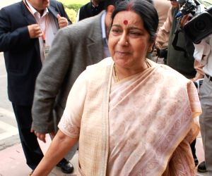 Sushma, Sitharaman to visit Washington for strategic 2+2 Dialogue