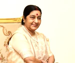 Canada blast: Sushma in touch with Indian diplomats