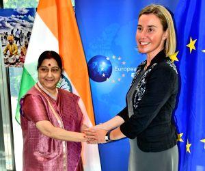 India, EU discuss counter-terrorism, maritime security