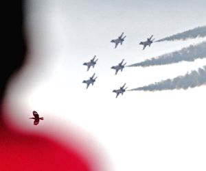 SINGAPORE RSAF 50TH ANNIVERSARY INDEPENDENCE
