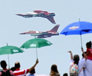 SINGAPORE RSAF INDEPENDENCE 50TH ANNIVERSARY