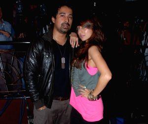 Faarah Khan at MTV Roadies promotional event, Enigma.