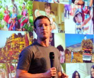 Mark Zuckerberg at Internet.org Summit - 2014
