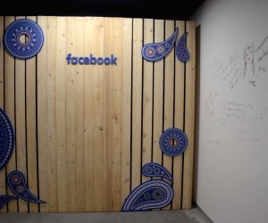Facebook opens new office