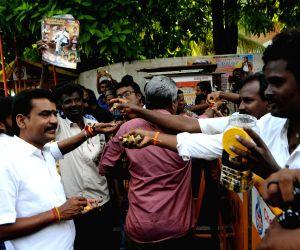 Rajinikanth turns 67, celebs wish him long life