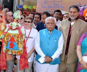 29th Surajkund International Crafts Mela