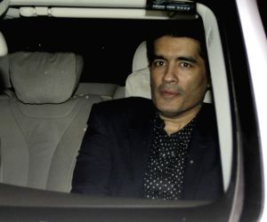 Manish Malhotra at Deepika Padukone's party