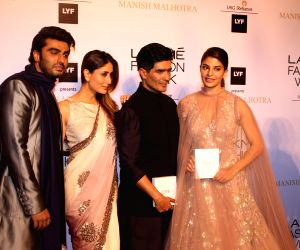 Lakme Fashion Week S/R 2016: Opening show Manish Malhotra