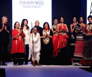 Delhi Times Fashion Week - Ritu Beri's show