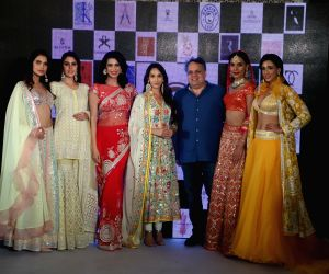 Nora Fatehi at the launch of Abu Jani-Sandeep Khosla's bridal line