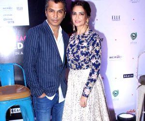"India Beach Fashion Week"" - Vikram Phadnis and Kriti Kharbanda"