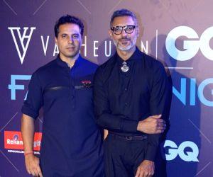 Van Heusen + GQ Fashion Nights 2017 - Shantanu and Nikhil