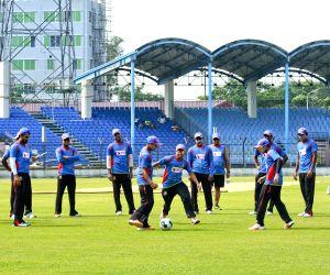 Practice session - Bangladesh
