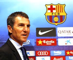 Rober Fernandez - press conference