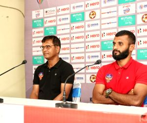 Jamshedpur FC, FC Goa's press conference