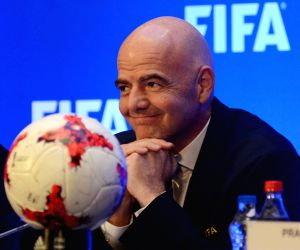 Everyone fell in love with Russia during World Cup, says FIFA chief