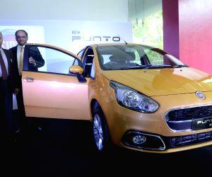 Fiat's Punto EVO's