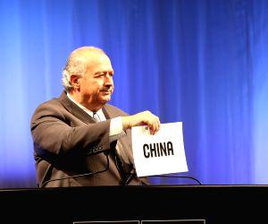 JAPAN-TOKYO-FIBA-2019 FIBA BASKETBALL WORLD CUP-HOST COUNTRY-CHINA