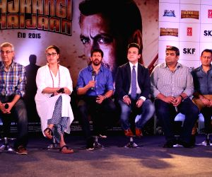 Song launch of film Bajrangi Bhaijaan