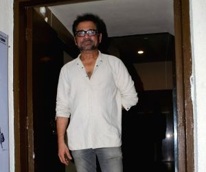 Cinema hall- Anil Kapoor,Anees Bazmee