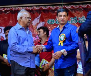 Dil Raju during a programme