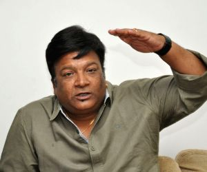 Kona Venkat talks to press