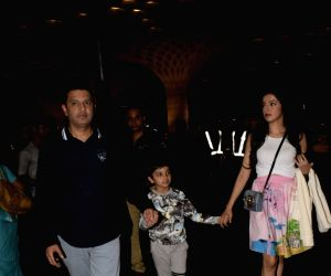 Divya Khosla Kumar leaves for Bangkok to attend IIFA Awards