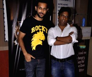 Promotion of film Desi Kattey