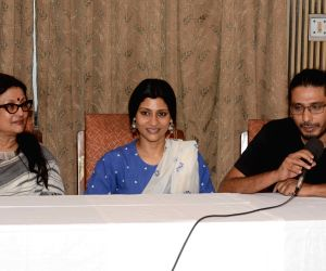 Aparna Sen, Konkona Sen Sharma press conference