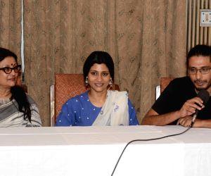 Aparna Sen, Konkona Sen Sharma press conference