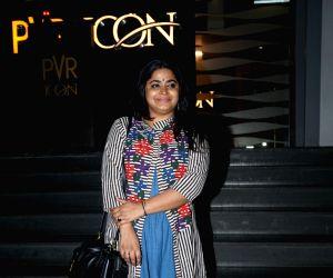 Ashwiny Iyer Tiwari happy to represent India at BRICS film fest