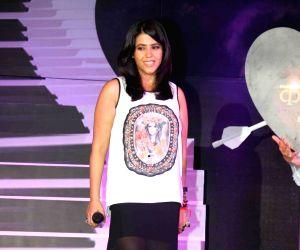 Launch of TV show Kasam Tere Pyaar Ki
