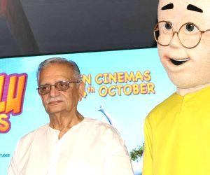 Music launch of 3D animation film Motu Patlu King Of Kings
