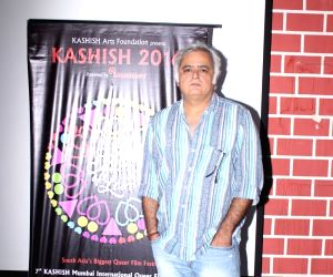 Kashish film festival 2016 press conference with Hansal Mehta
