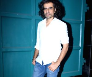 Imtiaz Ali seen at Maddock Films office