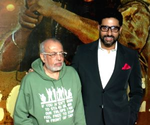Celebrations of 20 years completion of film Border