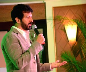 Kabir Khan during an Amazon programme