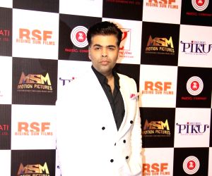 Karan Johar attends Paris Fashion Week in style